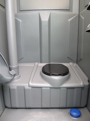 Flushing Unit Interior
