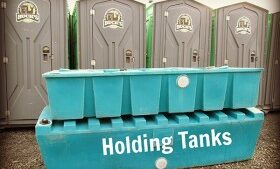 Holding Tanks