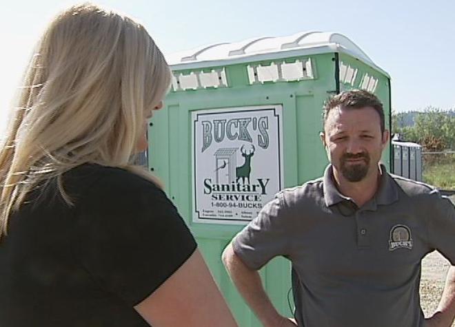 "Buck's was featured ""Dirty jobs"" segment!"