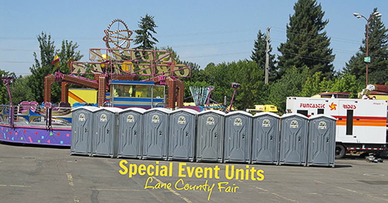 Special Event Units - Lane County Fair