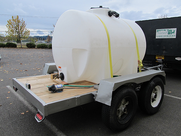 Remote Water Package