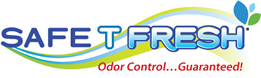 Safe T Fresh - Odor Control for Sustainable Sanitation Service