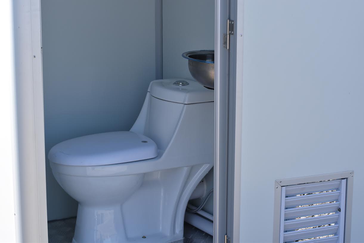Construction Flush Single Interior