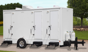 Camp Clean trailer