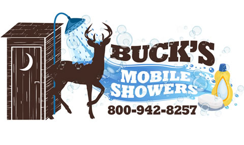Buck's Mobile Showers 800-492-8257