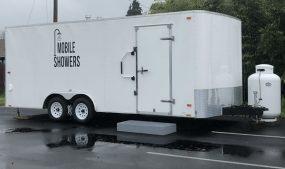 Mobile Shower - Umpqua